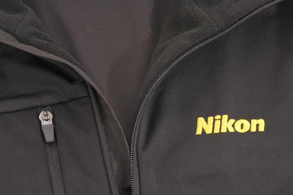 Nikon Entfernungsmesser Xxl : Nikon softshelljacke sport protect herren l store